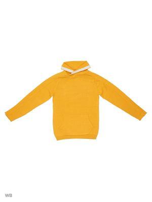 Худи Modis. Цвет: светло-оранжевый, желтый