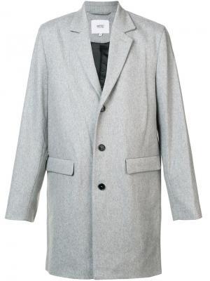 Пальто Rock Men Wesc. Цвет: серый