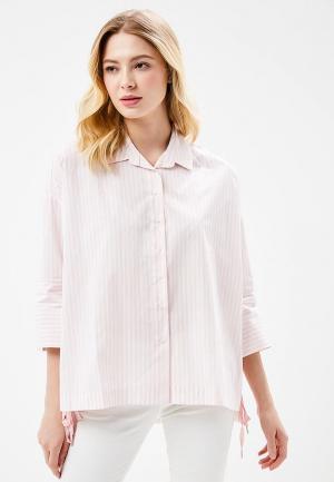 Рубашка Z-Design. Цвет: розовый