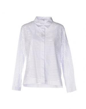 Pубашка GERARD DAREL. Цвет: белый