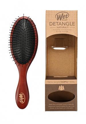 Расческа Wet Brush. Цвет: коричневый