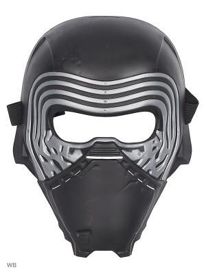 Маска героя вселенной Звездные Войны эпизод 8 Star Wars. Цвет: черный