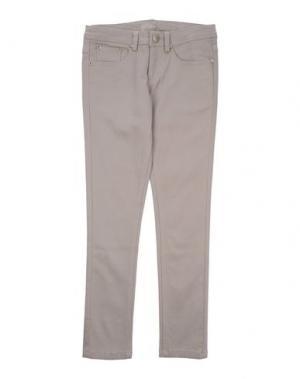 Повседневные брюки FUN &. Цвет: светло-серый