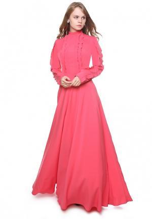Платье Marichuell. Цвет: коралловый
