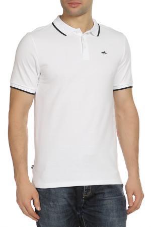 Рубашка Поло LE SHARK. Цвет: optic white