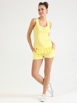 Комплект NicClub. Цвет: желтый