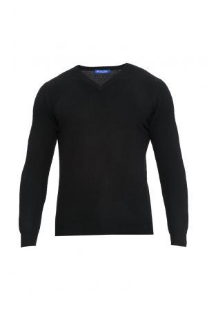 Кашемировый джемпер 160341 Blue Sky Cashmere. Цвет: черный