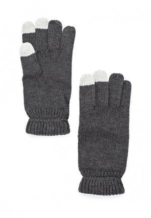 Перчатки Sela. Цвет: серый