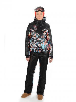Куртка Stayer. Цвет: черный, голубой, красный