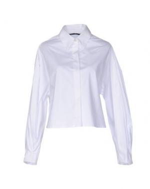 Pубашка GAETANO NAVARRA. Цвет: белый