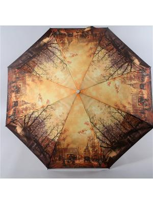 Зонт Zest. Цвет: черный,бронзовый,темно-бежевый