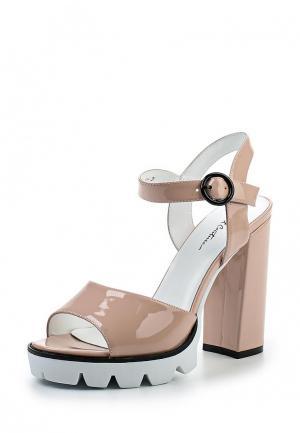 Босоножки Just Couture. Цвет: розовый