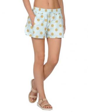 Пляжные брюки и шорты F**K PROJECT. Цвет: светло-зеленый