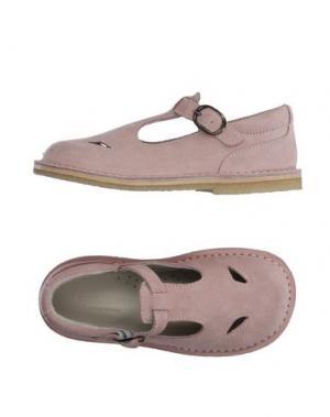 Сандалии DOLCE & GABBANA. Цвет: розовый