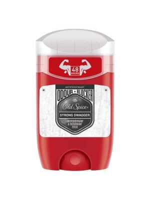 Твердый дезодорант-антиперспирант OLD SPICE. Цвет: красный