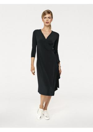 Платье Rick Cardona. Цвет: черный