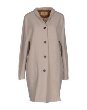Легкое пальто ALVIERO MARTINI 1a CLASSE. Цвет: бежевый