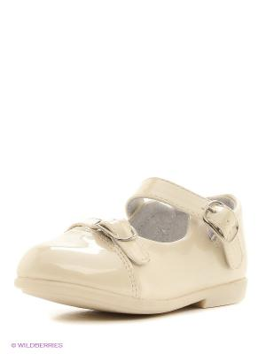Туфли PlayToday. Цвет: белый