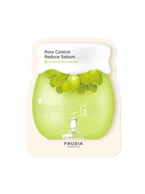 Себорегулирующая маска с виноградом (1 шт) FRUDIA. Цвет: кремовый
