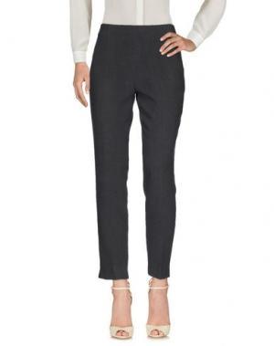 Повседневные брюки BLANCA LUZ. Цвет: свинцово-серый