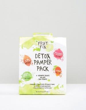 Beauty Extras Косметический набор Fruit Fix Detox. Цвет: бесцветный