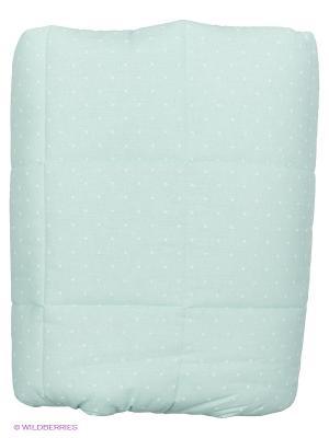 Одеяло ОТК. Цвет: светло-зеленый