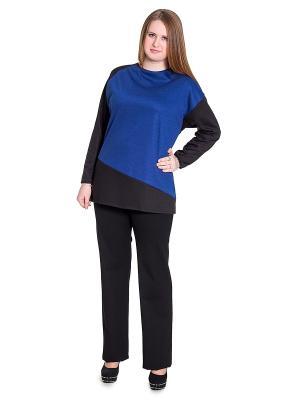 Джемпер Trispa. Цвет: черный, синий