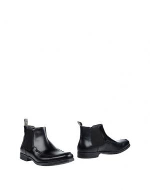 Полусапоги и высокие ботинки GUARDIANI DRIVE. Цвет: черный