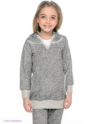 Пуловер Wojcik. Цвет: серый
