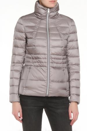 Куртка ZERO. Цвет: серый