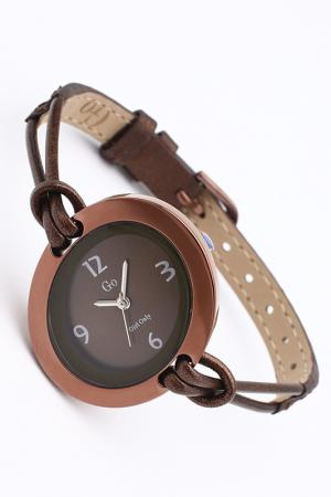 Часы наручные Go Girl Only. Цвет: коричневый