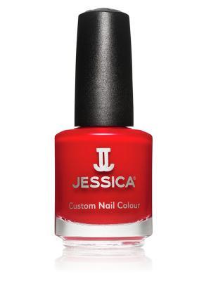 Лак для ногтей  #420 Classic Beauty, 14,8 мл JESSICA. Цвет: красный