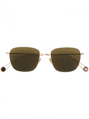 Солнцезащитные очки Place Blanche Ahlem. Цвет: металлический