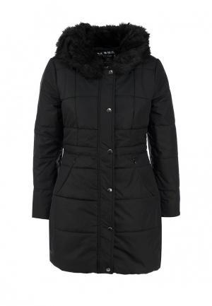 Куртка утепленная Troll. Цвет: черный