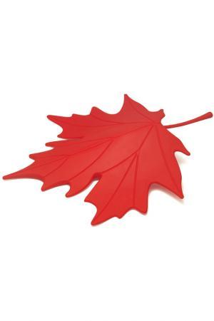 Подпорка для двери Autumn Qualy. Цвет: красный