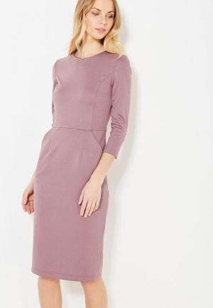 Платье Demurya Concept. Цвет: розовый