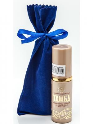 Косметический крем-бальзам для лица (Ночной) 30 мл Тамба. Цвет: белый
