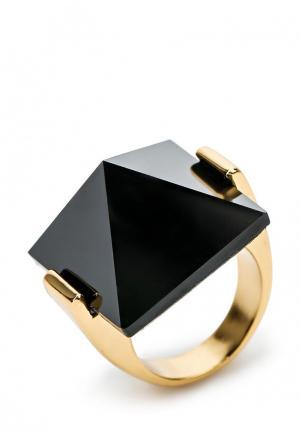 Кольцо Selena. Цвет: черный