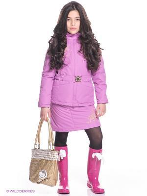 Комплект одежды Батик. Цвет: лиловый