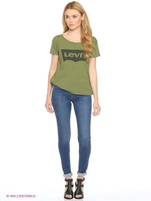 Джинсы Innovation Super Skinny Levi's®. Цвет: синий