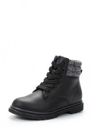 Ботинки Chicco. Цвет: черный