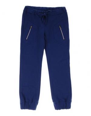 Повседневные брюки PARROT. Цвет: темно-синий