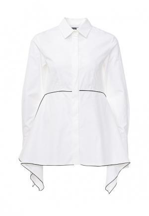Блуза Sportmax Code. Цвет: белый