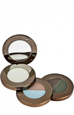 Тени для век GoBrown Eye Steppes jane iredale. Цвет: бесцветный