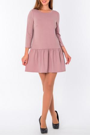 Платье S&A style. Цвет: жемчужный