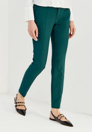 Брюки Liu Jo Jeans. Цвет: зеленый