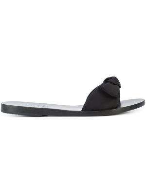 Шлепанцы Alki Ancient Greek Sandals. Цвет: none