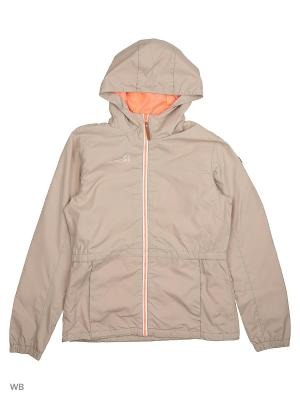 Куртка Luhta. Цвет: бежевый