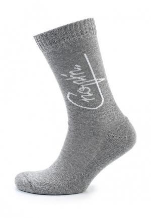 Носки Запорожец Heritage. Цвет: серый
