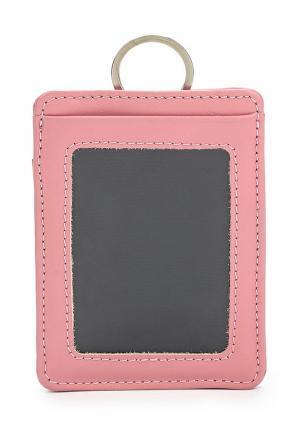 Обложка для документов Pellecon. Цвет: розовый